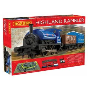 Hornby R1220 The Highland Rambler Train Set