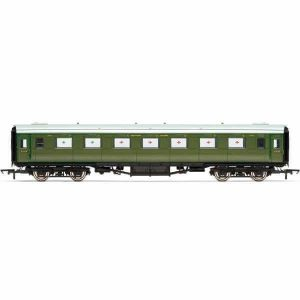 Hornby R4833 Maunsell Open Third SR Olive Green '1375'
