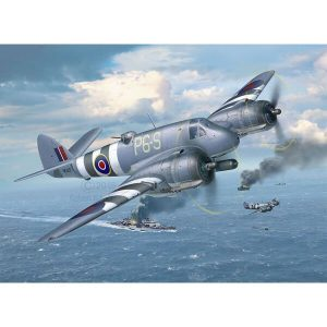 Revell 03943 Bristol Beaufighter TF.X 1/48 Scale