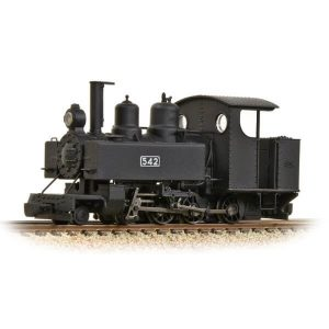 Bachmann 391-025A Baldwin 10-12-D No. 542 WW1 ROD Black