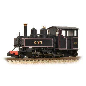 Bachmann 391-029 Baldwin 10-12-D Glyn Valley Tramway Lined Black