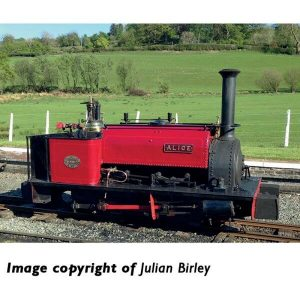 Bachmann 391-050 Quarry Hunslet 0-4-0 'Alice' Dinorwic Quarry Red