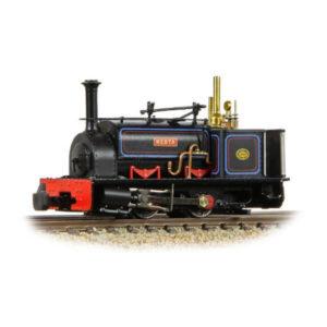 Bachmann 391-052 Quarry Hunslet 0-4-0 'Nesta' Penrhyn Quarry Lined Black