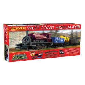 Hornby R1157 West Coast Highlander Train Set