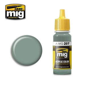 Mig Acrylic MIG207 FS36314 (BS626) Flint / Barley / Camouflage Grey