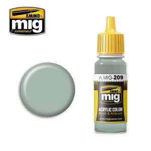 Mig Acrylic MIG209 FS36495 Light Grey