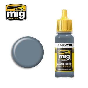 Mig Acrylic MIG210 FS35237 Blue Grey AMT-11