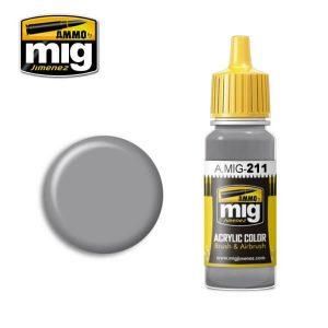 Mig Acrylic MIG211 FS36270 Haze Grey