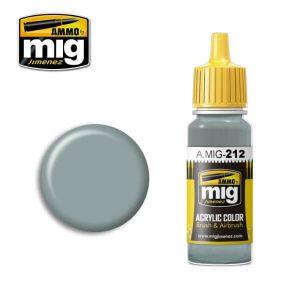 Mig Acrylic MIG212 FS26373 Silver Grey