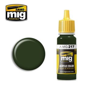 Mig Acrylic MIG217 RLM02 Green Slate