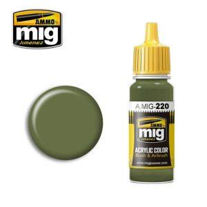 Mig Acrylic MIG220 FS34151 Zinc Chromate Green