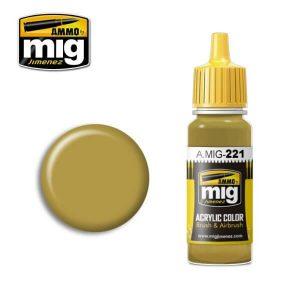 Mig Acrylic MIG221 FS33481 Zinc Chromate Yellow
