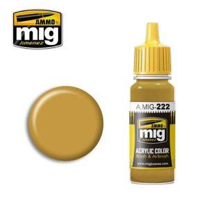 Mig Acrylic MIG222 RLM 79 Sandgelb