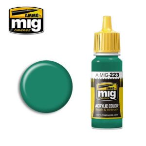 Mig Acrylic MIG223 Interior Turquoise Green