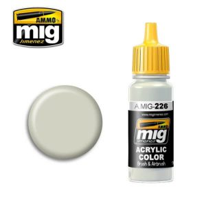 Mig Acrylic MIG226 FS36622 Camouflage Grey