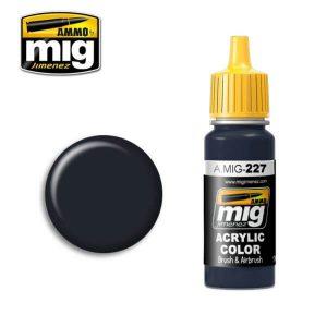 Mig Acrylic MIG227 FS25042 Sea Blue (ANA 606)
