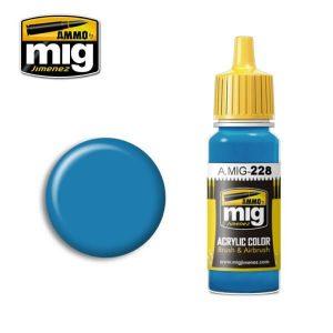Mig Acrylic MIG228 FS35164 Intermediate Blue