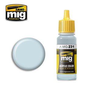 Mig Acrylic MIG231 RLM65 Hellblau