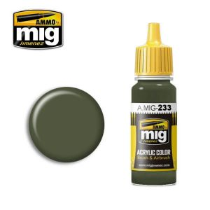 Mig Acrylic MIG233 RLM71 Dunkelgrun