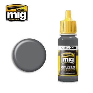 Mig Acrylic MIG239 FS36122 Neutral Grey