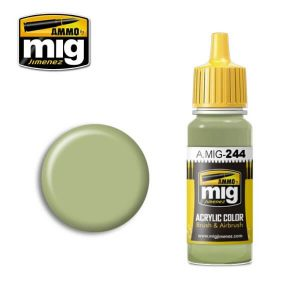 Mig Acrylic MIG244  Duck Egg Green (BS216)