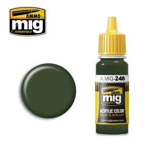 Mig Acrylic MIG248 RLM 80 Olivgrun
