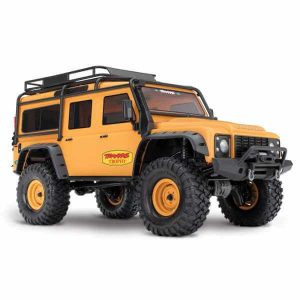 Traxxas 82056-4TAN TRX-4 Land Rover Defender 110 Crawler Tan Edition