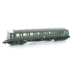 Dapol 2D-009-003 Class 121 Single Car Unit BR Green with Speed Whiskers