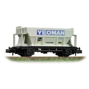 Graham Farish 373-035D PGA Hopper Wagon Yeoman