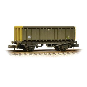 Graham Farish 373-576A 45T MEA Open Box Wagon BR Railfreight Coal Sector Weathered