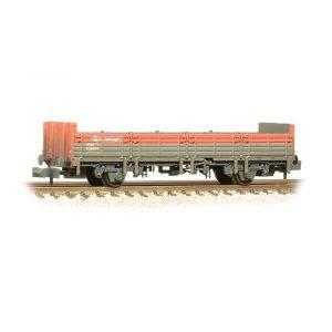 Graham Farish 373-626D 31T OBA Open Wagon BR Railfreight Weathered