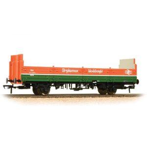 Graham Farish 373-627D 31T OBA Open Wagon BR Plasmor Blockfreight