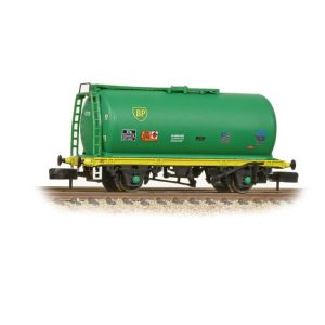 Graham Farish 373-775C 45T TTA Tank Wagon BP Green