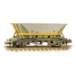 Graham Farish 373-902C 46T HAA Hopper Wagon BR Railfreight Coal Sector Weathered
