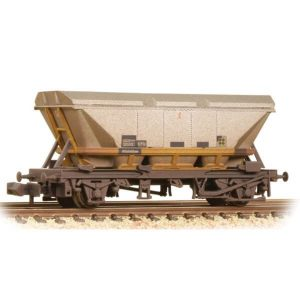 Graham Farish 373-951B 46T HFA Hopper Wagon Mainline Weathered