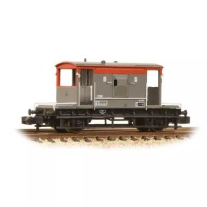 Graham Farish 377-535A 20T BR Brake Van BR Railfreight
