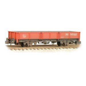 Graham Farish 377-551B 31T OCA Open Wagon BR Railfreight Red Weathered
