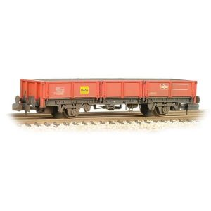 Graham Farish 377-553 31T OCA Open Wagon Ex-Railfreight Red Weathered