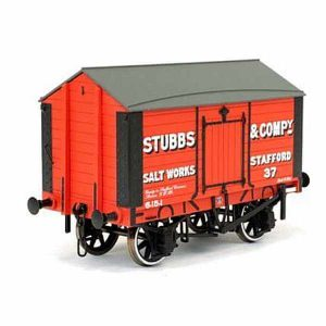Dapol 7F-018-002 Salt Van Stubbs & Co No.37