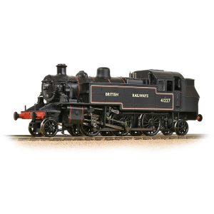 Bachmann 31-443 Ivatt Class 2MT Tank 41227 BR Lined Black British Railways
