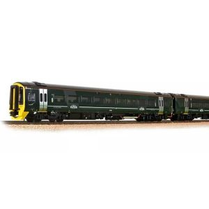 Bachmann 31-519SF Class 158 158766 2 Car DMU GWR DCC Sound Fitted