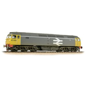 Bachmann 31-664 Class 47/0 47050 BR Railfreight Weathered