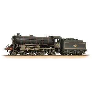 Bachmann 31-716A LNER Class B1 61076 BR Lined Black with Late Crest Weathered