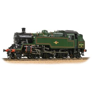 Bachmann 31-976B BR Class 3MT Tank 82041 BR Lined Green Late Crest