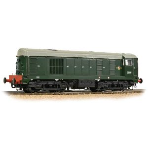 Bachmann 32-027CSF Class 20 D8035 BR Green Late Crest DCC Sound Fitted