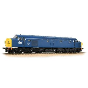 Bachmann 32-486SF Class 40 40142 BR Blue Split Headcode DCC Sound Fitted