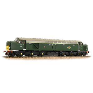 Bachmann 32-487 Class 40 D213 'Andania' BR Green SYP Disc Headcode