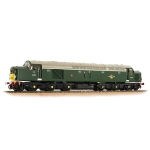 Bachmann 32-487SF Class 40 D213 'Andania' BR Green SYP Disc Headcode DCC Sound Fitted