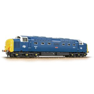 Bachmann 32-532ASF Class 55 55003 'Meld' BR Blue DCC Sound Fitted