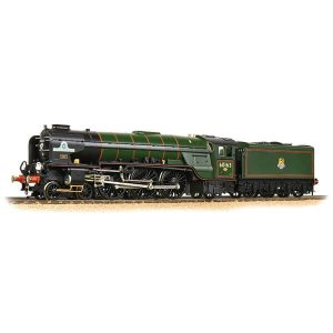 Bachmann 32-550DSF Class A1 60163 'Tornado' BR Lined Green with Late Crest DCC Sound Fitted